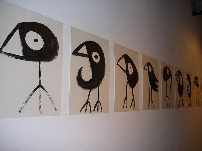 birdman, bird man, vogelmann, vogel, vögel, kunst, Hans ...  birdman, bird m...