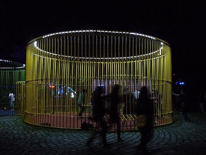 Bilder Blaue Nacht ~ Besuch der Blauen Nacht in Nürnberg, 2009
